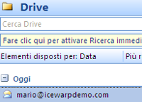 IceWarp Outlook Sync – Salva e condividi i file in Outlook